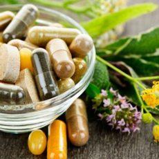 Étrendkiegészítők, vitaminok