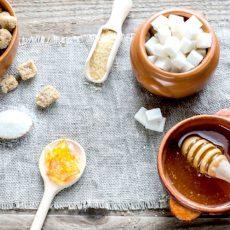 Méz, Cukor, Édesítő